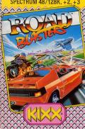 RoadBlasters ZX Spectrum Front Cover