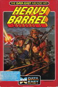 Heavy Barrel DOS Front Cover