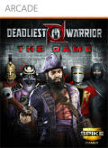 Deadliest Warrior: The Game Xbox 360 Front Cover