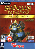 Shogun: Total War (Gold Edition) Windows Front Cover