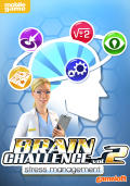 Brain Challenge Vol. 2: Stress Management J2ME Front Cover
