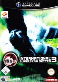 International Superstar Soccer 3 GameCube Front Cover