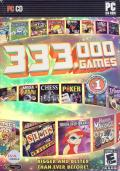 333,000 Games Windows Front Cover
