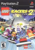 LEGO Racers 2 PlayStation 2 Front Cover