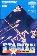 Starion ZX Spectrum Front Cover