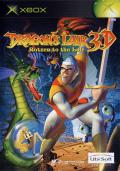 Dragon's Lair 3D: Return to the Lair Xbox Front Cover