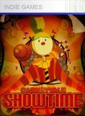 CarneyVale Showtime Xbox 360 Front Cover 1st version