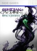 Ophidian Wars: Opac's Journey Xbox 360 Front Cover 1st version