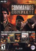 Commandos: Complete Windows Front Cover