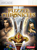 Puzzle Chronicles Xbox 360 Front Cover