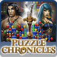 Puzzle Chronicles PlayStation 3 Front Cover