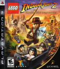 LEGO Indiana Jones 2: The Adventure Continues  PlayStation 3 Front Cover