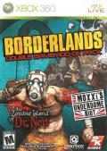Borderlands: Double Game Add-on Pack Xbox 360 Front Cover