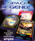 Space Legends Amiga Front Cover