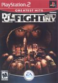 Def Jam: Fight for NY PlayStation 2 Front Cover