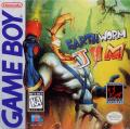 Earthworm Jim Game Boy Front Cover