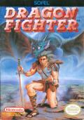 Dragon Fighter NES Front Cover