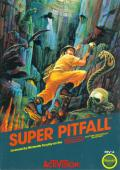 Super Pitfall NES Front Cover