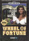 Wheel of Fortune Genesis Front Cover