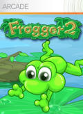 Frogger 2 Xbox 360 Front Cover