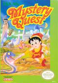 Mystery Quest NES Front Cover