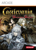 Castlevania: Harmony of Despair Xbox 360 Front Cover
