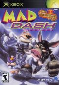 Mad Dash Racing Xbox Front Cover