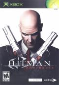 Hitman: Contracts Xbox Front Cover