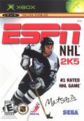 ESPN NHL 2K5 Xbox Front Cover