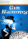 Gin Rummy Xbox 360 Front Cover