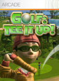 Golf: Tee It Up! Xbox 360 Front Cover