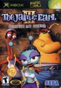 ToeJam & Earl III: Mission to Earth Xbox Front Cover