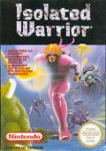 Isolated Warrior NES Front Cover