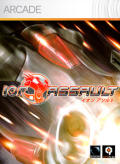 Ion Assault Xbox 360 Front Cover