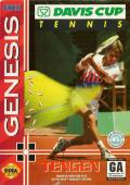 Davis Cup Tennis Genesis Front Cover