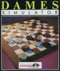 Dames Simulator DOS Front Cover
