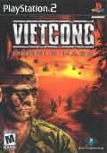 Vietcong: Purple Haze PlayStation 2 Front Cover