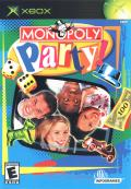 Monopoly Party Xbox Front Cover