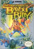 The Adventures of Bayou Billy NES Front Cover
