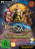 Runes of Magic: Chapter II - The Elven Prophecy Windows Front Cover