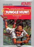 Jungle Hunt Atari 2600 Front Cover