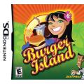 Burger Island Nintendo DS Front Cover