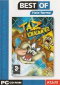 Taz: Wanted Windows Front Cover