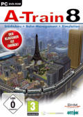 A-Train 8 Windows Front Cover