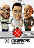 Die Kochprofis: Einsatz am Herd Windows Front Cover