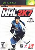 NHL 2K7 Xbox Front Cover