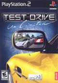 Test Drive Unlimited PlayStation 2 Front Cover