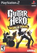 Guitar Hero: World Tour PlayStation 2 Front Cover