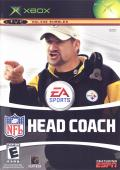 NFL Head Coach Xbox Front Cover