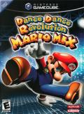 Dance Dance Revolution: Mario Mix GameCube Front Cover